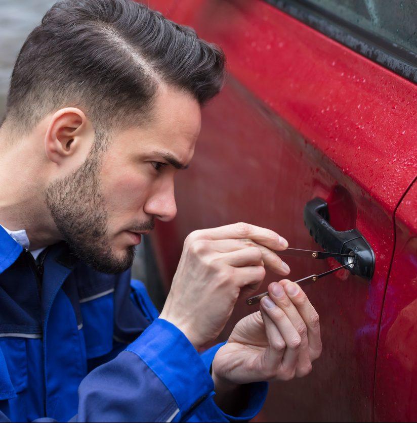 Schlüsseldienst Wien öffnet Auto