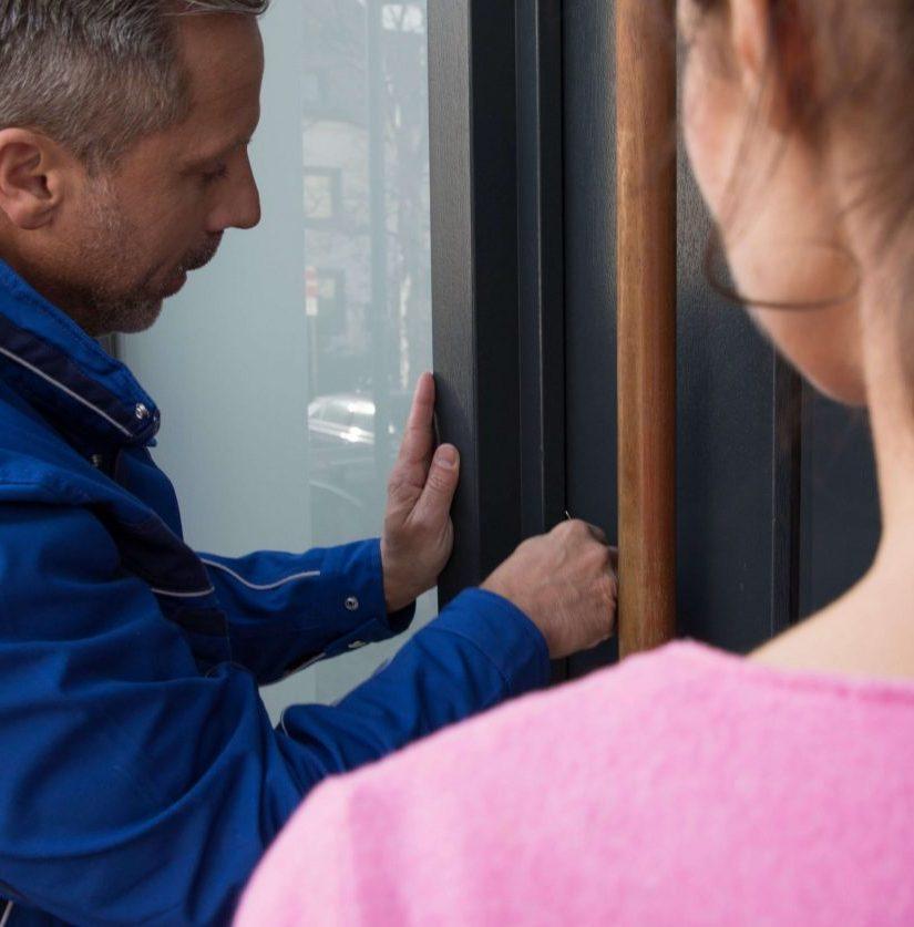 Schlüsseldienst Wien bei Türöffnung